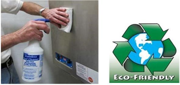 chất tẩy rửa thép không gỉ Stainless Steel Cleaner